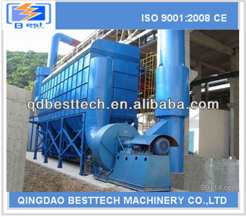 DMC36 workshop dust collector, 5 micron gas filters, industrial dust extraction