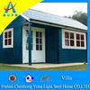 Economic luxury steel prefabricate villas(CHYT-V3029)