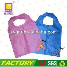 Eco high oem quality teddy bear foldable shopping bag