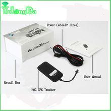 H02 vehicle GPS tracker car GPS tracker tracker+gps+sans+carte+sim