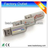 OEM Plastic USB Flash Driver