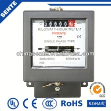 DD862 TYPE single-phase active digital electric cabinet meter energy meter accuracy class