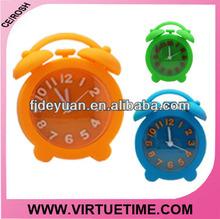 Colorful Silicone Alarm Clock