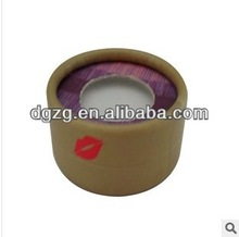 three-pieces set pressed-powder packaging paper tubes/boxes