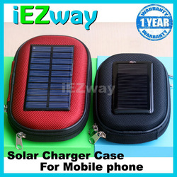 Potable 950mah Solar Charger Case for ipad mobile phone