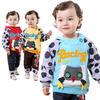 bulk wholesale organic cotton fabric kid clothes
