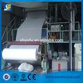 de alta velocidad de pañuelos de papel que hace machine1575model