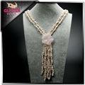 venta al por mayor collar de perlas cultivadas real collar de perlas precio