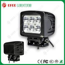 High quality 5.2'' 60w 5400Lm cree car led working light 12v
