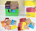 6 tarjeta de invitación y etiqueta 77( multi- propósito)- artes de navidad y el arte para los niños