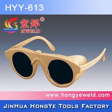 fashionable brand goggles safety chemical goggles for gas cutting