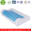Contour Silicone Cooling Gel Memory Foam Pillow