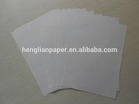 letter size copy paper 70g / 80g/ 75g