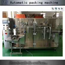 Automatic stand up pouch toner/milk powder filling machine
