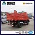 sinotruk cdw 10 toneladas camiones volquete volquete camiones de luz para la venta
