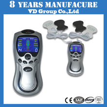 weight loss mini tens acupuncture digital therapy machine massager china SYK-208
