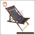 cor marrom moldura de madeira cadeira de praia cadeira de praia com lona