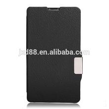 Flip cover PU leather for nokia Lumia 520 case