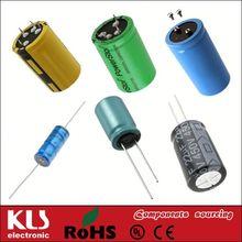 axial aluminum electrolytic capacitor UL CE ROHS 49