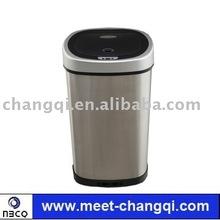 Stainless steel trash bin,dust bin,sensor trash bin