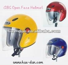 HD good quality open face helmet, cheap ABS colour helmet,HD-531