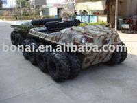 BONAI 8x8 800CC amphibian ATV