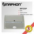 20w sistema de endereço público em sala de aula de transmissão fm amplificadores mp220p