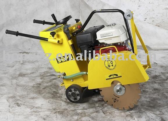 gasoline/diesel concrete cutter/concrete sw with CE