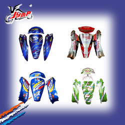 ABS material Motorcycle plastic parts( for 4JP,3KJ,3YJ,AG100,3YK)