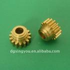 Precision brass spur gear