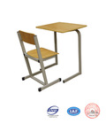 School furniture student desk and chair set
