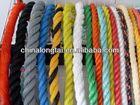 1---3 ply polypropylene rope