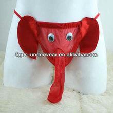 2015 elephent sexy g string thong underwear men
