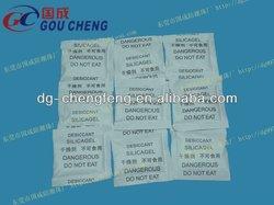 electronical silica gel desiccant pack / Moisture Absorber Bag