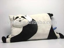 Plush panda cushion, panda pillow, plush toy