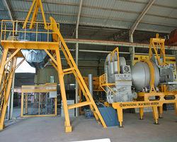 YQLB Series mobile mini asphalt batch plant