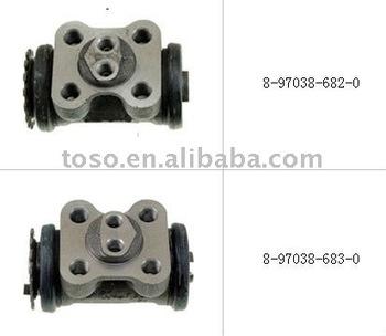 high quality brake wheel cylinder for isuzu truck and mini-bus