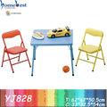 crianças mobiliário praça de mesa e cadeiras set