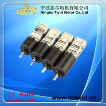 PG16 series 16mm diameter planetary gear motor for office equipment