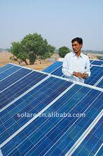 Easy installation convenient 100 Watt Poly solar panel 18V 20V