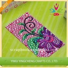 Fashion design mobile phone decoration sticker, mobile phone sticker