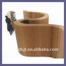 FOLDING SCREEN DIVIDER PAPER CARDBOARD FURNITURE FOR DK1101006