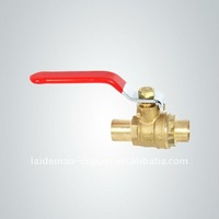 Forged Gas Brass Manual Ball Valve