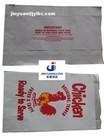 bread pack bag,garlic bag ,aluminum foil lined laminate paper bag
