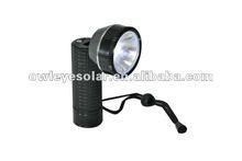 led super bright torch light,led flashlight ,railway flashlight