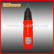 cordless screwdriver 6V dry Battery tool
