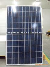 Poly pv solar panel 270W