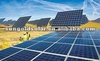 poly solar module 120W