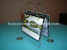 Acrylic table stand calendar