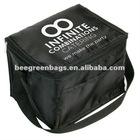 High quality 6-pack aluminum foil can cooler bag
